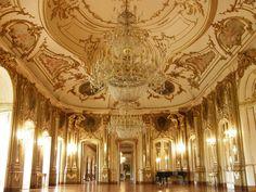 Queluz Palace - Sintra, Portugal