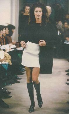 Stephanie - Prada Fall/Winter 1991