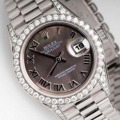 Ladies Rolex President Watch 69159