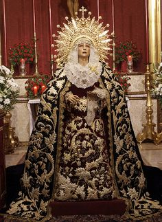 Ntra Sra de Guia (Hdad de la Lanzada,Sevilla) . Festividad de la Immaculada.