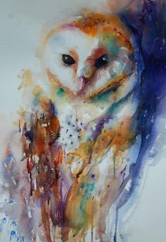 Jean Haines Watercolours.
