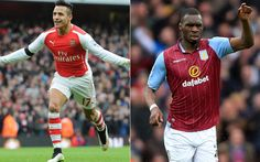 Arsenal v Aston Villa in the FA Cup final - Latest score and news from Wembley   Stadium on Saturday, May 3, 2015, kick-off 17.30 BST (live TV coverage on   BBC One and BT Sport 1)