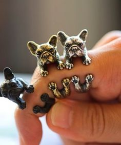 I want one of these! Looks like my frenchie!