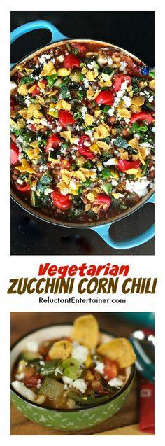 Vegetarian Zucchini