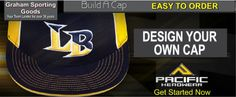Buy Online & Design your own Cap with Pacific Headwear. Graham Sporting Goods.