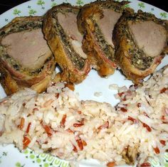 Egy finom Szűzpecsenye Colbert-módra ebédre vagy vacsorára? Szűzpecsenye Colbert-módra Receptek a Mindmegette.hu Recept gyűjteményében! Bacon, Pork, Food And Drink, Favorite Recipes, Chicken, Cooking, Kale Stir Fry, Kitchen, Pork Chops