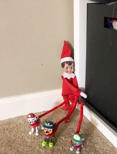 Terrific Cost-Free Elf On The Shelf crafts Ideas Assuming you have youngsters, they may be most certainly previously acquiring enthusiastic thinking Merry Christmas, Christmas Elf, Snoopy Christmas, Family Christmas, Christmas Humor, Awesome Elf On The Shelf Ideas, Elf On The Shelf Ideas For Toddlers, Elf Is Back Ideas, Elf Auf Dem Regal