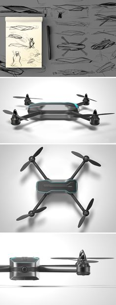 The airX drone combines the best of customizability and efficient construction to make it within reach for just about anybody. d'autres gadgets ici : http://amzn.to/2kWxdPn