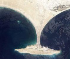 Terremoto en Pakistán crea una nueva isla