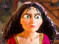 I got: Mother Gothel! Which Character From Tangled Are You?
