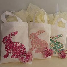Bunny Party Bag - girl's bags & purses
