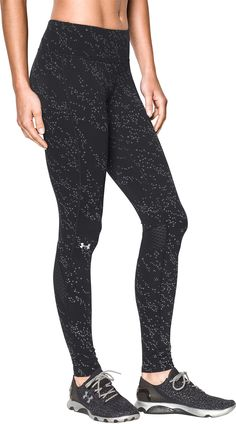 Under Armour Female Fly Fast Luminous Leggings - Women's
