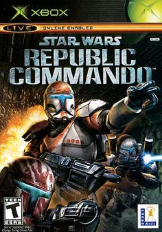 Title: Star Wars: Republic Commando Publisher: LucasArts Platform: XboxGenre: ShooterRelease Date: 3/1/2005Overview: Star Wars: Republic Commando is an action-packed stealth-tactical, first-person shooter set in the early days of the Clone Wars, as glimpsed at the end of Star Wars: Episode II. Using an enhanced Unreal engine, LucasArts brings to bear the thrilling designs and storyline of Star Wars while taking fans far into a more brutal battle experience. As an elite squad member of a ...