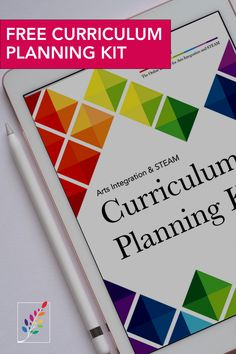 Free Planning Resource for K-12 Teachers