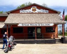 9. The Twisted Tail, Beebeetown - off 80 near Council Bluffs. Iowa restaurant bucket list