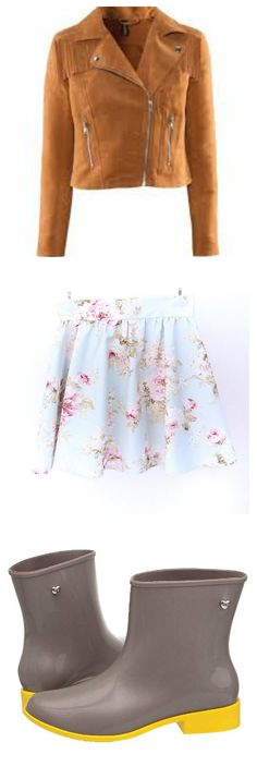 wellingtons skirt