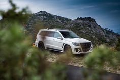 There's a cool new tuning kit for the Mercedes-Benz GL | Tuning Insider
