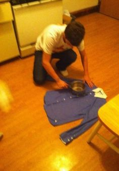 32 Creative Life Hacks For The Truly Desperate College Student,,Use%20a%20stove-heated%20pot%20to%20show%20the%20world%20that%20you%27re%20a%20strong%2C%20independent%20student%20who%20don%27t%20need%20no%20iron