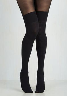 Cable Manners Tights
