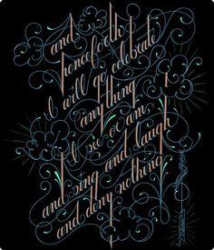 Diseño Tipográfico - Paperblog