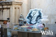 Candy Station  Couture Cakes  Wala Events!!!