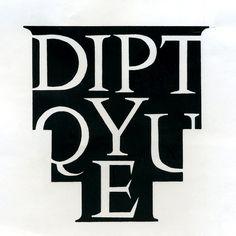 Diptyque logo by diptyque