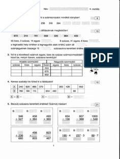 Nyelvtan Felmérő 4. Osztály Periodic Table, Diagram, Sport, Periodic Table Chart, Deporte, Periotic Table, Sports