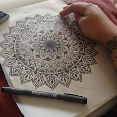 this now has a RIDICULOUS amount of notes, wow. but anyway, i haven't done many mandalas recently, a few more of my specialty will be appearing soon! ha. i'm also glad the source is still correct.