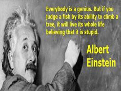 Albert Einstein, Nobel prize-winning physicist, discoverer of the General and Special Theories of Relativity. At the age of 15, he dropped out of prep school because of its militaristic bent. Then attended Zurich Polytechnic. At the age of 16, he conducted a thought experiment that led to his theory of relativity.