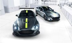 """Aston Martin Vantage AMR Pro Is a Gorgeous Track-Only Beast   Aston Martin introduces a new ultra-high-performance AMR line at the 2017 Geneva Motor Show.  At the 2017 Geneva Motor Show Aston Martin introduced a new line of performance vehicles. The AMR badge for Aston Martin Racing promises track-honed upgrades for every vehicle in the Aston lineup and the line kicks off with a track-only Vantage and a 210-mph Rapide.  Aston calls the Vantage AMR Pro """"an extreme track-only expression of"""