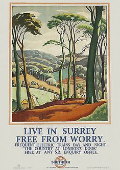 Posters Uk, Train Posters, Railway Posters, Art Deco Posters, A4 Poster, Retro Poster, Kunst Poster, Poster Wall, British Travel