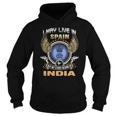 cool Spain-India
