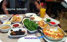 Desayuno Turco Turkish Breakfast