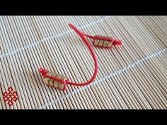 How to Make a Hex Nut Paracord Begleri Tutorial - YouTube