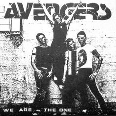 Avengers - We are the ones, First single