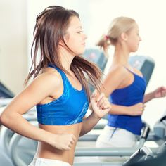 Belly-Fat Blaster: Burst Intervals: Adding sprinting bursts to your treadmill run is a true game changer.
