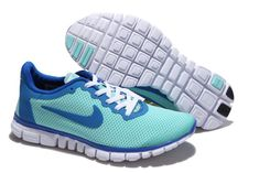 pretty nice 12e12 40813 2012 Nike Free Run 3.0 V2 Men Shoes Light Blue Nike Free Run 2, Nike