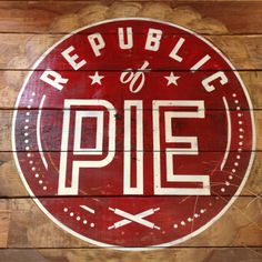 Republic of Pie, North Hollywood coffee and bake shop