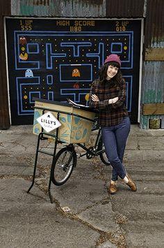 Bike Curious: How to Start a Bike-Based Business  Photo by Emile Faga