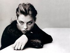 Angela Lindvall by Paolo Roversi