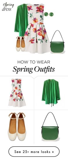 """""""outfit 3992"""" by natalyag on Polyvore featuring American Vintage, Isabel Marant and Salvatore Ferragamo"""