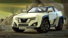 Ford Borneo