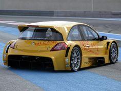Renault Megane Trophy racecar