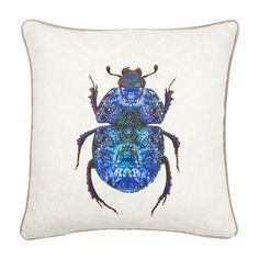 Insectos Pillow