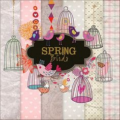 .bird cage freebie