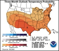 3-Month Temp Outlook