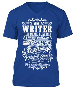 Limited Edition: A Writer's World. I think this one is required. :-)