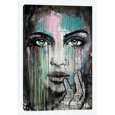 New Muse Painting Print on Wrapped Canvas