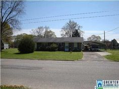 Great Starter home or retirement home. Brick with 2-car Carport and fenced back yard. Convenient location.