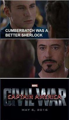 #civilwarmarvel captain America ❤️ Civil war  Iron man vs Captain America
